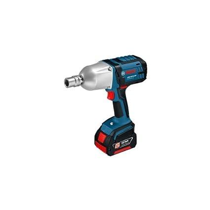 GDS 18 V-LI HT Professional Cordless Impact Wrench