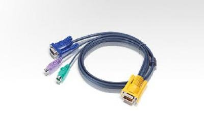 Aten 1.2m PS/2 KVM Cable for CS72E Switch