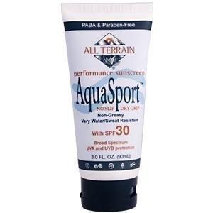 All Terrain - AquaSport Performance Sunscreen 30 SPF - 3 oz.