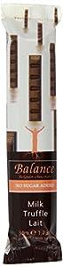 Balance No Added Sugar Milk Chocolate Truffle Bar 35 g (Pack of 10)