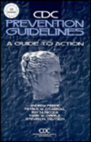 Cdc Prevention Guidelines Cd-Rom (Windows/Mac)