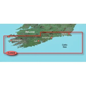 GARMIN BLUECHART G2 HXEU482S WEXFORD TO DINGLE BAY