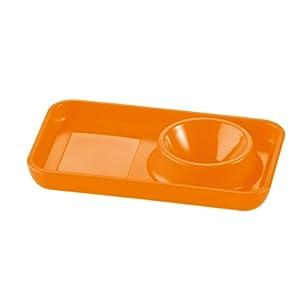Koziol Eierbecher Pott 2.0 solid orange