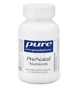 Pure Encapsulations - Prenatal Nutrients 120'S