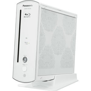 【Amazonの商品情報へ】Panasonic DIGA HDD搭載ハイビジョンブルーレイディスクレコーダー 320GB ホワイト 地デジ専用 DMR-BF200-W