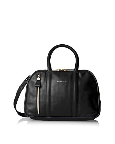 See by Chloé Women's Cross-Body Satchel, Black