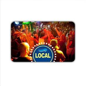 Schooners Local Card