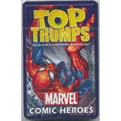 Top Trumps - Marvel Comic Heroes