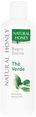 Natural Honey - Bagno Doccia, Thè Verde - 750 ml