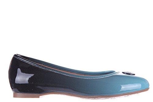 Armani Jeans ballerine donna originale blu EU 37 C5775 21 83