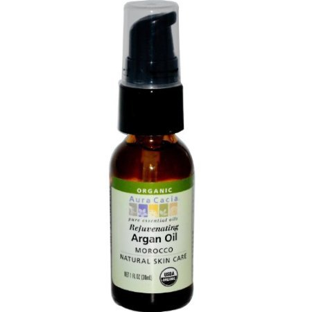 Aura Cacia Argan Skin Care Oil Certified Organic
