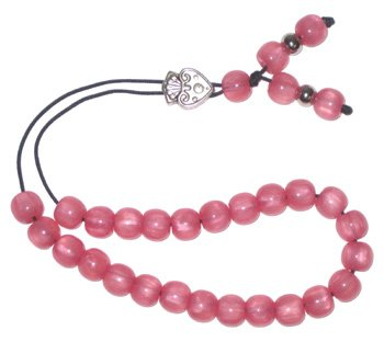 Worry Beads - Classic - Pink