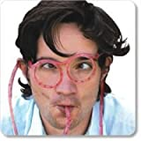 Drinking Straw glassesby Partiesandgifts