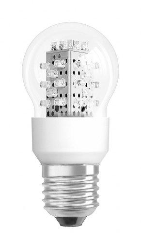 Osram 26803B1  Parathom LED Classic P, E27 80089-01 LED-Lampe in Tropfenform 1.6W/100V-240V, warmweiß