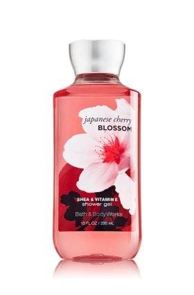 バス&ボディワークス シャワージェルーJapanese Cherry Blossomジャパニーズ チェリーブラッサム
