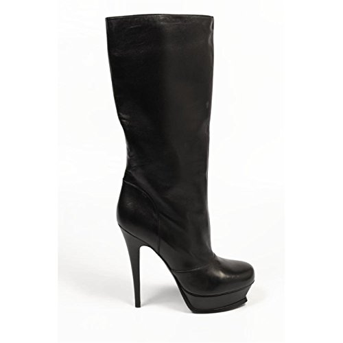 stivali alti donna Yves Saint Laurent ladies high boot 247917 b3400 1000 -- 40 eur - 10 us