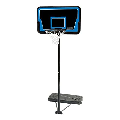 Lifetime Streamline Impact Portable Basketball System, 44-Inch