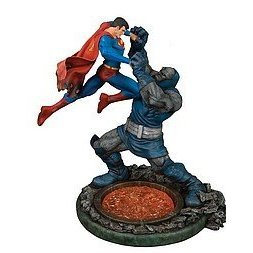 Picture of DC Comics Superman vs. Darkseid Statue Figure (B00192O6WG) (Superman Action Figures)