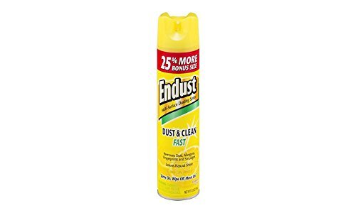 Endust Furniture Spray Lemon Scent 12.5 Oz - 1 Can (Endust Furniture Spray compare prices)