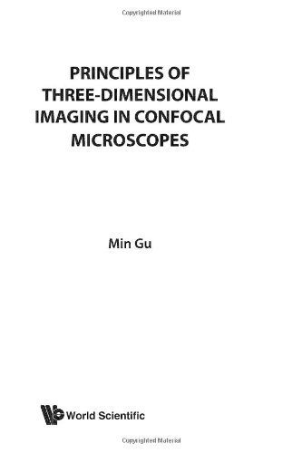 Principles Of Three-Dimensional Imaging In Confocal Microscopes