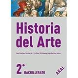 Historia del Arte 2º Bach. (Enseñanza bachillerato)