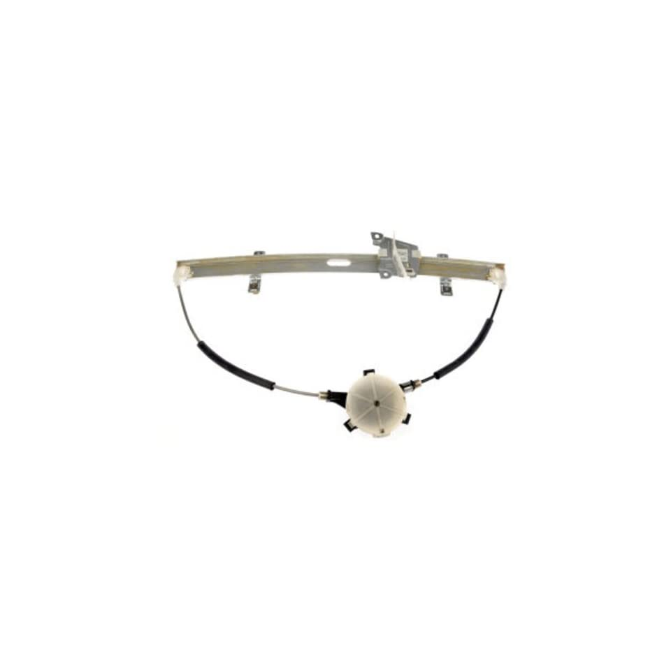 Dorman 749 079 Front Driver Side Replacement Manual Window Regulator for Chevrolet Tracker
