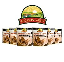 Augason Farms Food Storage Chocolate Morning Moo's Low Fat Milk Alternative - 6 pk