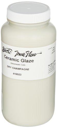 Sax True Flow Gloss Glaze - 1 Pint - Dry Champagne