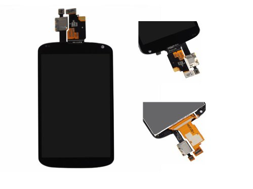 Lcd Touch Digitizer Screen Assembly For Lg Google Nexus 4 E960