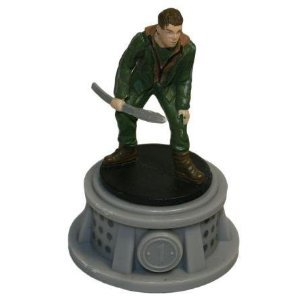 Bundle - 2 Items - The Hunger Games Figurines - Set of 2 Tributes - District 1