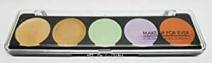Make up for Ever 5 Camouflage Concealer Cream Palette No 5