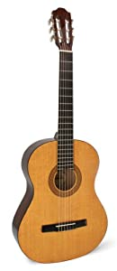 Hohner HC06 Full Sized Classical Nylon String Guitar
