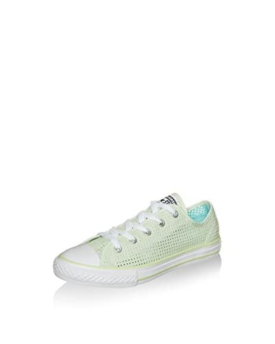 Converse Zapatillas Chuck Taylor All Star Ox Kinder Verde Claro