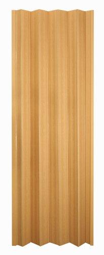 Wallscapes VS3280K Spectrum Via 24 to 36 by 80-Inch Accordion Folding Door, Oak