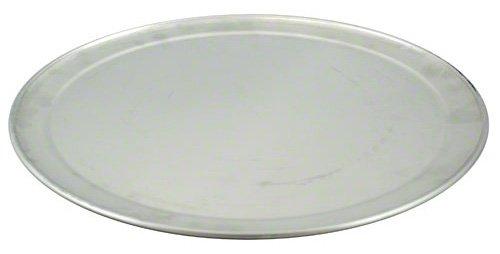American Metalcraft TP13 TP Series 18-Guage Aluminum Standard Weight Wide Rim Pizza Pan, 13-Inch