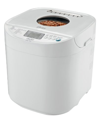 Cheapest Price! Oster CKSTBRTW20 2-Pound Expressbake Breadmaker, White