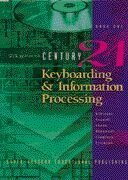 century-21-keyboarding-information-processing-book-one-150-lessons