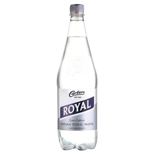 Carters Royal Low Calorie Indian Tonic Water 6 x 1litre