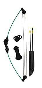 Bear Archery Scout Bow Set, Purple
