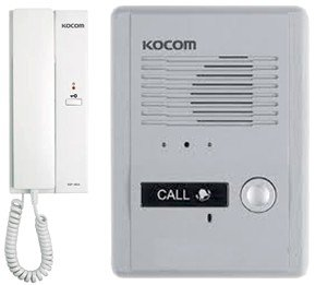 B9B-WIRED SINGLE DOORPHONE ACCESS ENTRY INTERCOM SYSTEM.THE BEST INTERCOM SYSTEM THAT ALLOWS TWO WAY COMMUNICATION