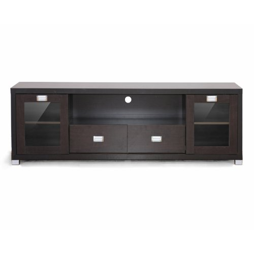 Baxton Studio Gosford Brown Wood Modern TV Stand picture B007Y7YISC.jpg