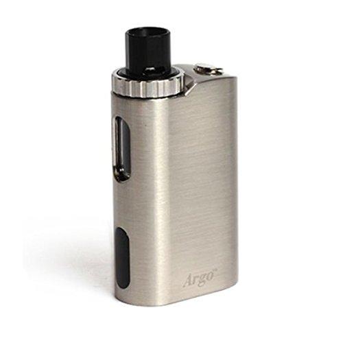 Kangertech Arymi- ARGO E Zigarette Kit BOX Mod 'All-in-one'(Silber) (ohne Nikotin, ohne Tabak)