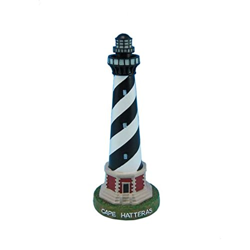 "Cape Hatteras Lighthouse Decoration 7"" - Cape Hatteras Lighthouses - Nautical Decor"