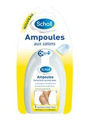 Scholl Blisters Douuble Protection Big Plasters x5