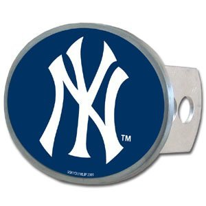 MLB New York Yankees Oval Hitch Cover at Amazon.com