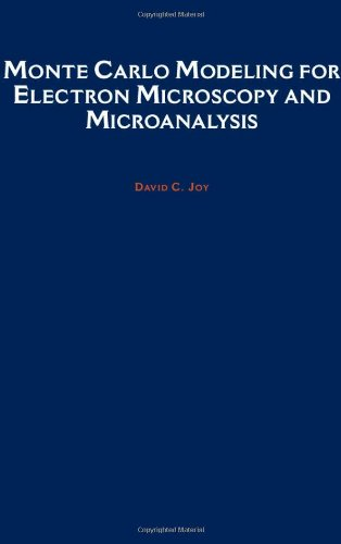 Monte Carlo Modeling For Electron Microscopy And Microanalysis (Monte Carlo Modelling For Electron Microscopy & Microanalysi)