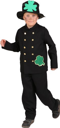 Kinder Kostüm Schornsteinfeger zu Karneval Fasching Größe 116