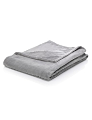 Plush Fleece Throw