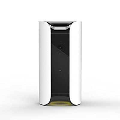CANARY CAN100SSV All-In-One Home Security Device (Silver)