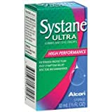 Systane Ultra Eye Drops, Lubricant, High Performance (.33fl oz 10 ml)